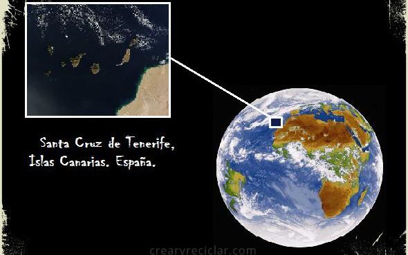 Santa Cruz de Tenerife, Islas Canarias, España. El Mundo.