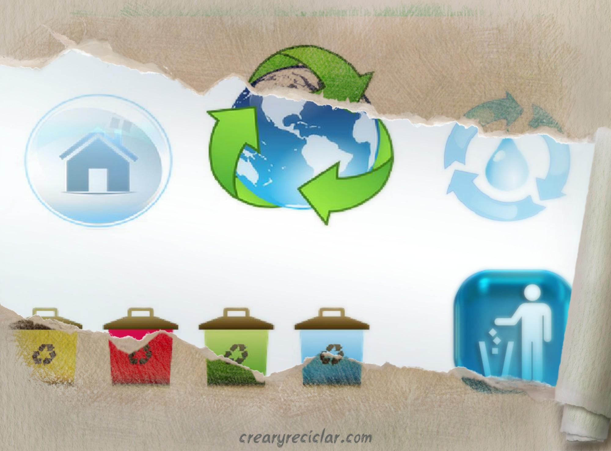 reciclar, así de fácil portada