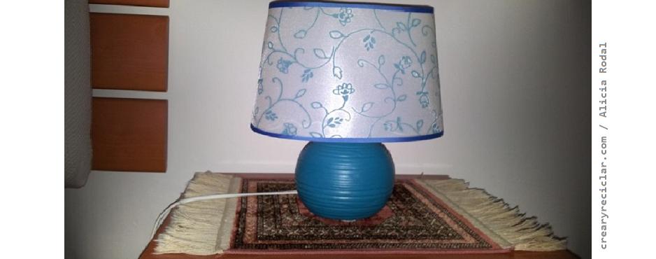 La idea genial de la lámpara