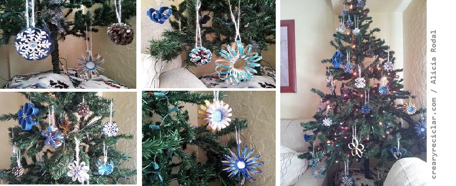 arbol de navidad ecologico