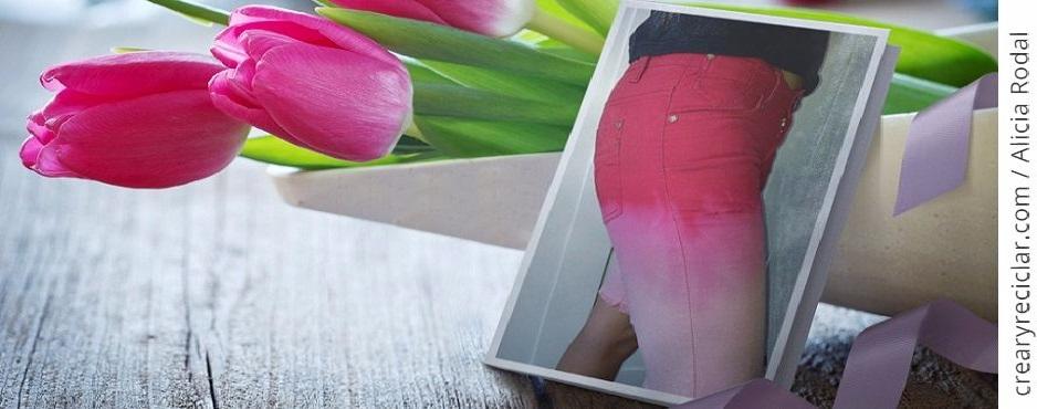 transformar pantalon sin coser