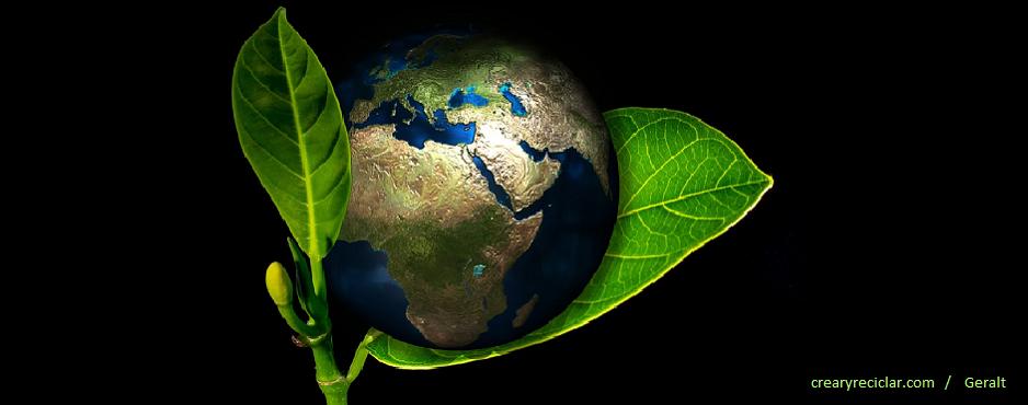 por un mundo más sostenible mas humano mas ecológico