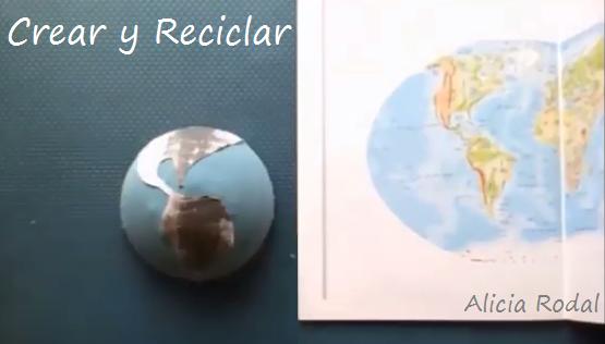 Cómo hacer una maqueta de los satélites y los planetas, con material reciclado