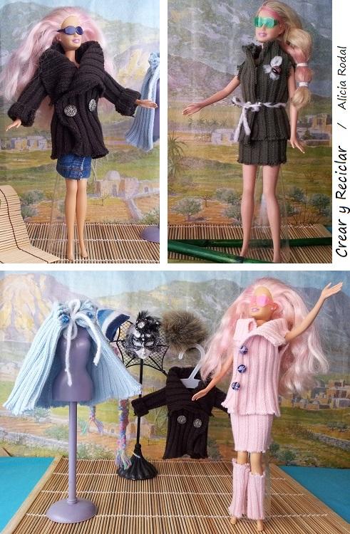 ropa para muñecas jersey