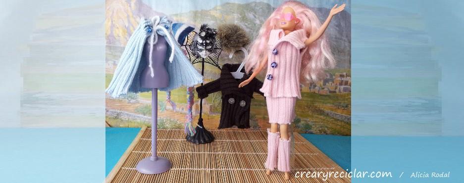 ropa para muñecas jerseis