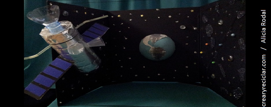 satélite sistema solar