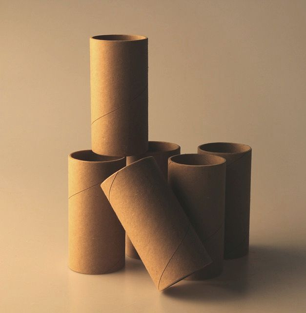 rollo de cartón