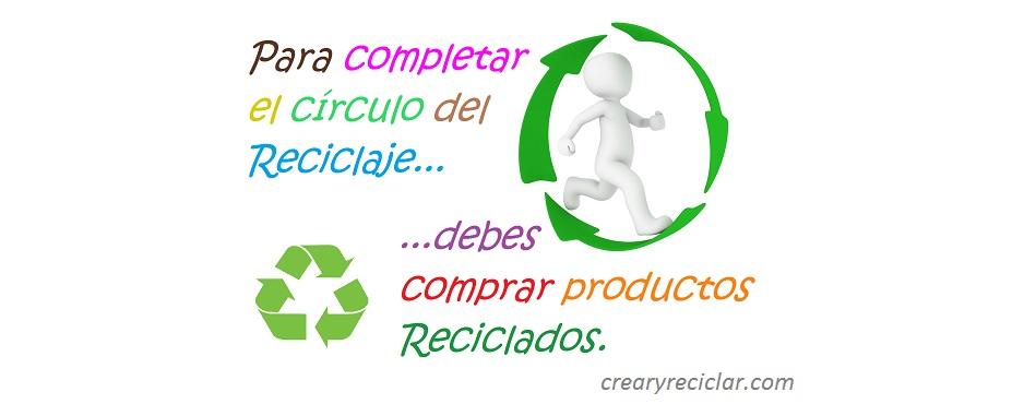 El círculo del Reciclaje