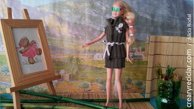 vestido muñeca jersey