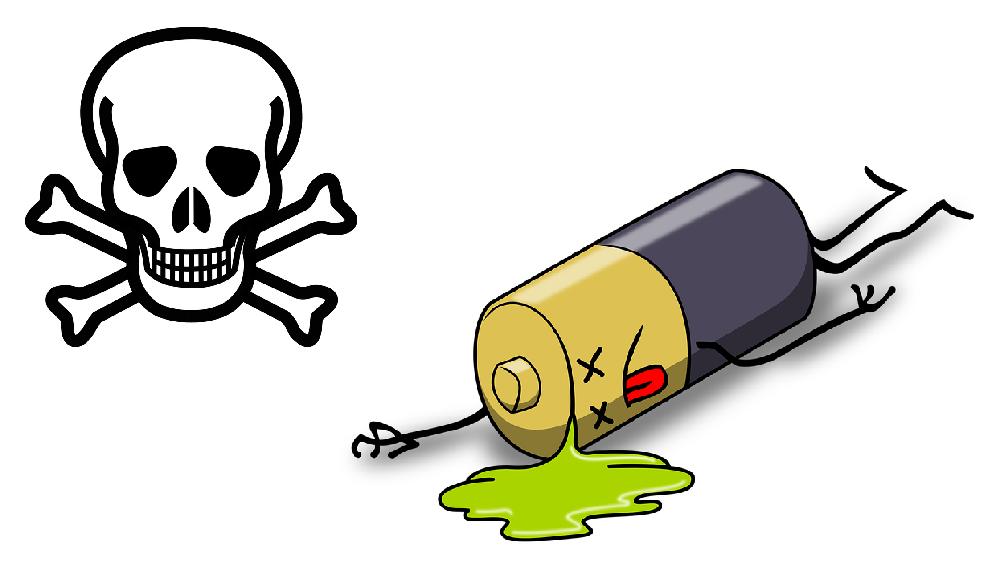 desechos peligrosos contaminación tóxico