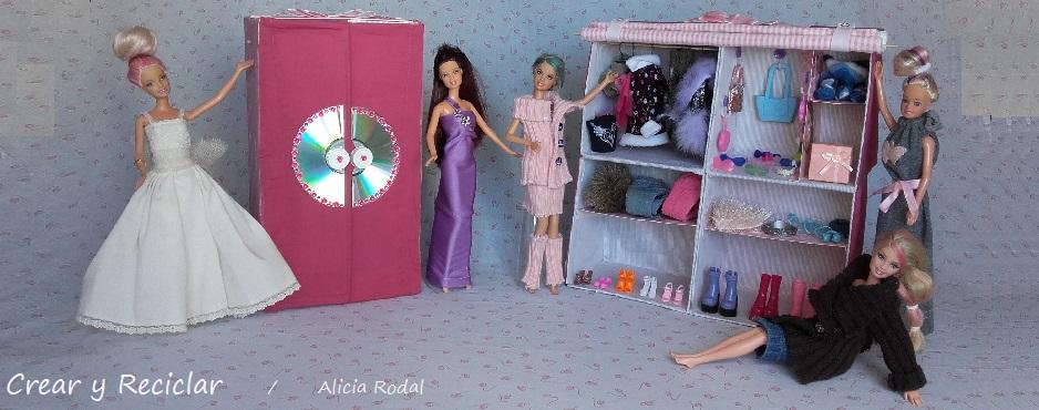 armarios para muñecas