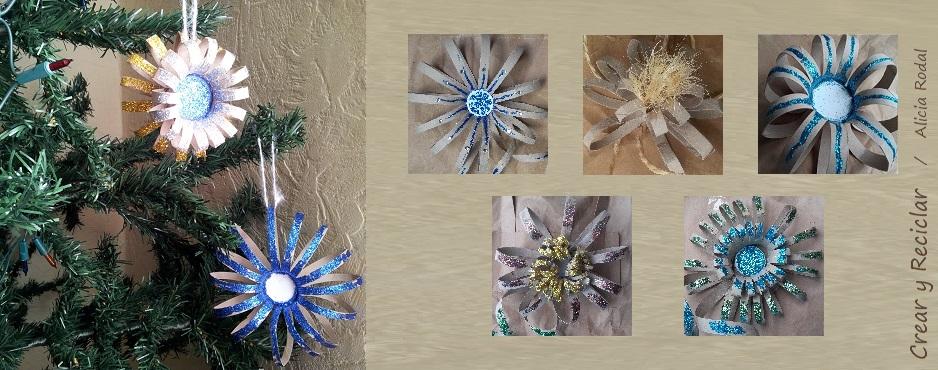 ideas de flores de cartón