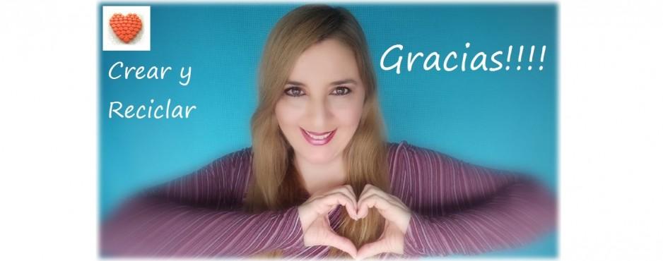 gracias a mis seguidores de Facebook