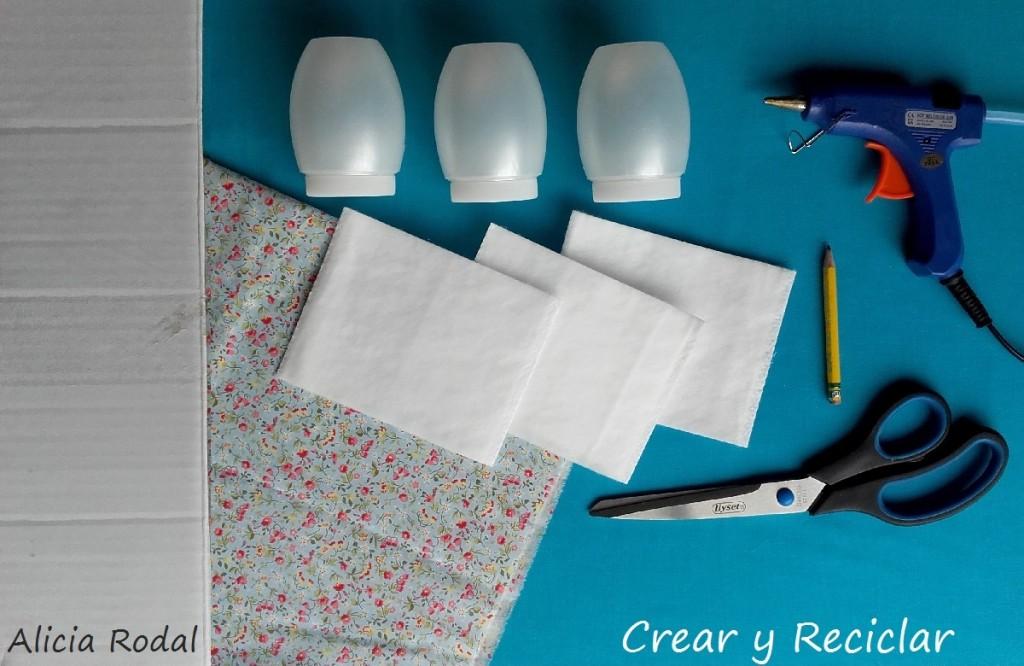 Taburetes o sillas de cocina de muñecas con reciclaje DIY