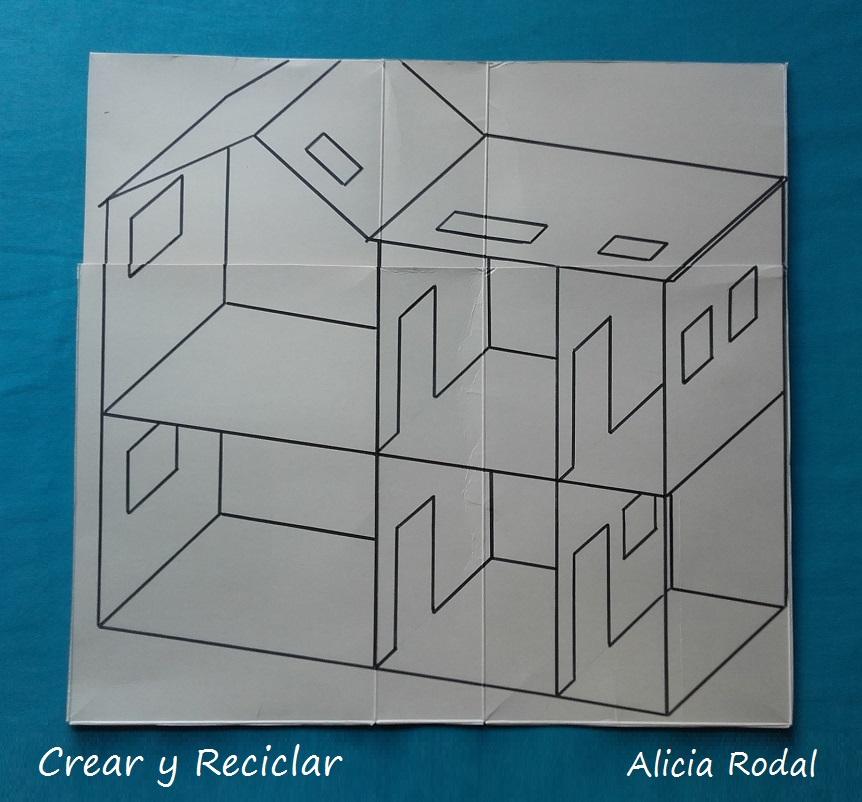 La Casa De Muñecas Parte 1 Crear Y Reciclar