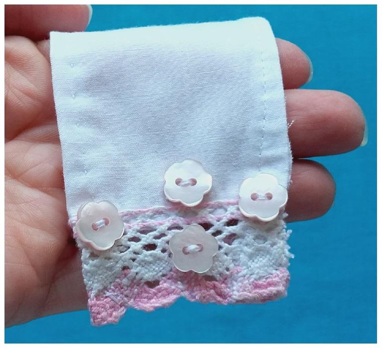 Accesorios del baño de la casa de muñecas DIY
