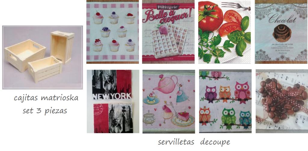 Gracias por las imágenes a la tienda scrap online LA CROP