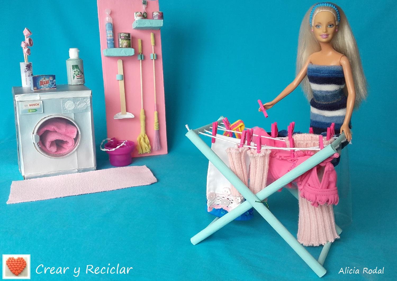 Como Hacer Cosas Para Barbie Con Material Reciclado Compartir Materiales