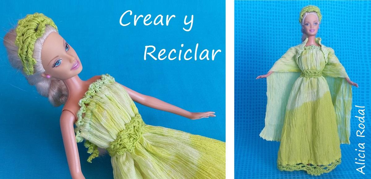 Ropa Para Muñecas Con Retales Crear Y Reciclar