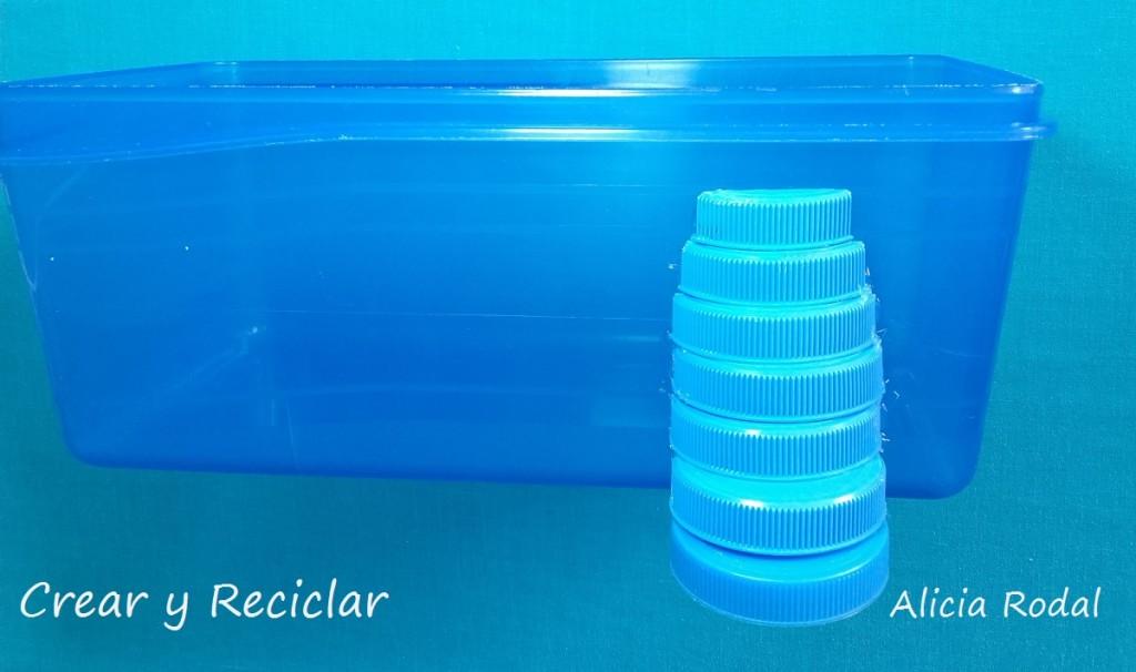 Piscina, alberca o pileta para muñecas con reciclaje DIY