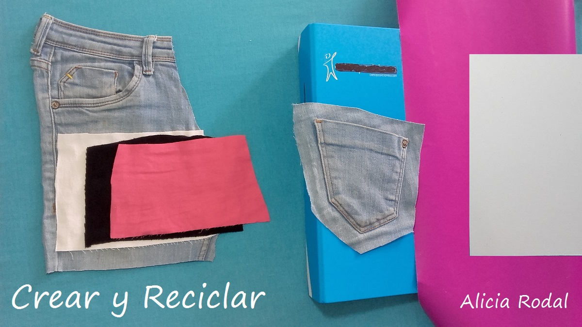 Carpeta Estilo Universitario Crear Y Reciclar