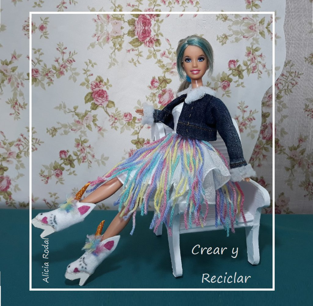 Vestido Chaqueta Kawaii Jeans Crear – Reciclar Y rrEdUwxzqZ