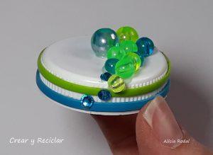 Como hacer miniaturas de comida dulce para muñecas con material reciclado