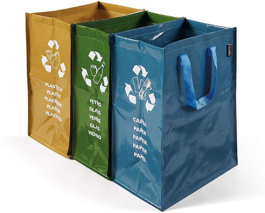 La mejor manera de reciclar la basura en tu hogar. En esta reseña te muestro la mejor oferta, para el almacenamiento y la organización de la basura y el reciclaje. ¡Entra, compara y compra al mejor precio!