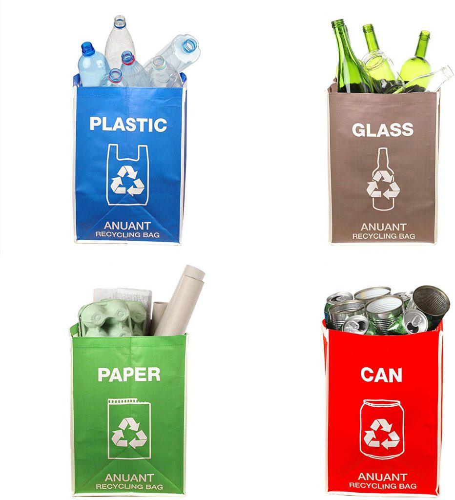 La mejor manera de reciclar la basura en tu hogar.