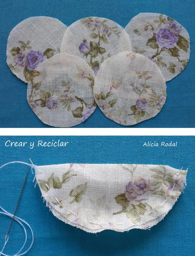 Ideas Y Trucos Para Hacer Flores Con Retales Crear Y Reciclar