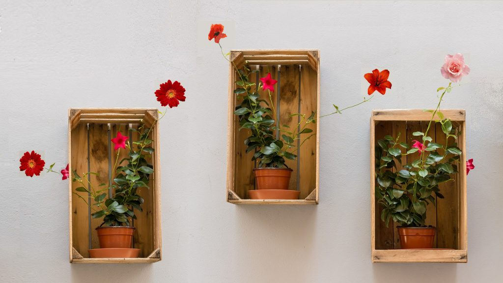 Ideas creativas y decorativas con cajas de madera, diy manualidades, reciclaje, reciclaje de huacales, huacales decorados, para el baño, para cocina, para fiestas…