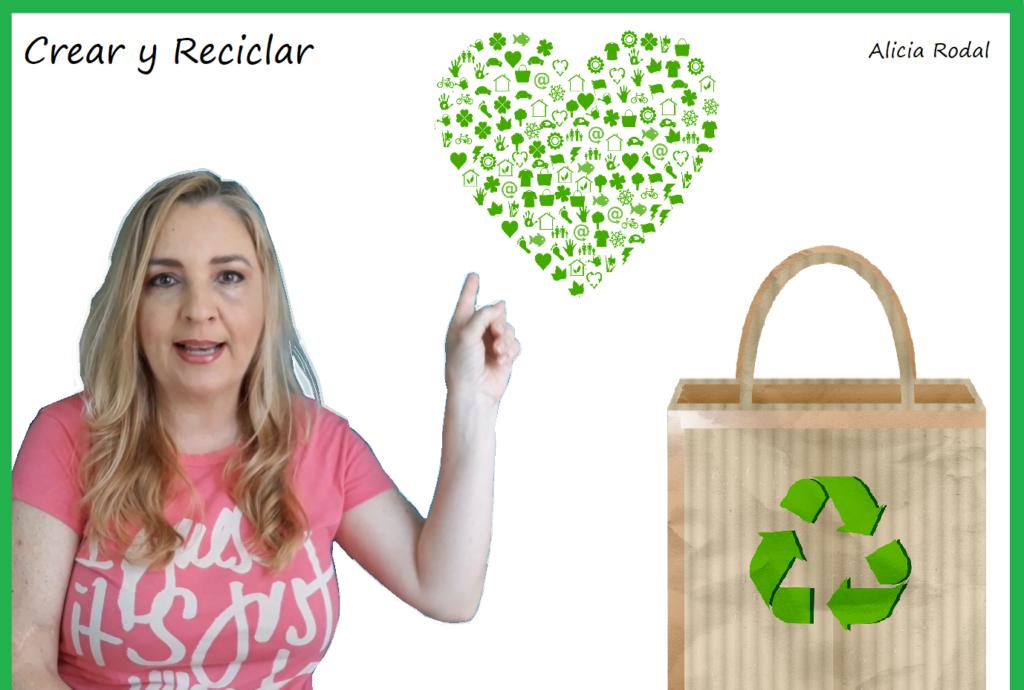 En este post te quiero mostrar algunas de las cosas que hacemos mi familia y yo en nuestro hogar, con el tema del reciclaje