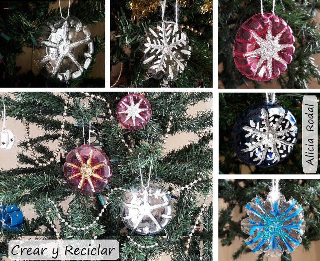 En este tutorial te muestro qué fácil es hacer figuras navideñas para decorar nuestro arbolito o pino navideño, para nuestro hogar, como manualidades para el colegio, para decorar nuestra oficina o lo que se te ocurra.