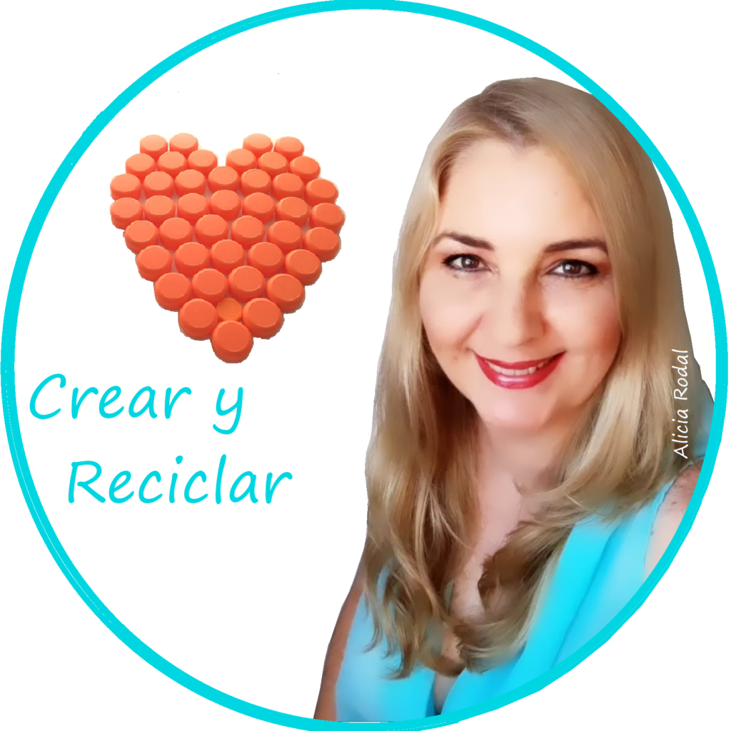 Crear y Reciclar - Manualidades con Reciclaje - Diy - Tutorialews - Materiales reciclados