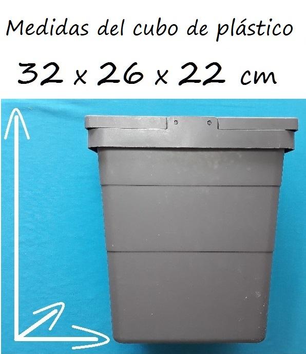 cómo hacer un cubo para basura, también llamado bote, contenedor, zafacón, tacho, basurero o papelera, con cartón y otros materiales reciclables. DIY