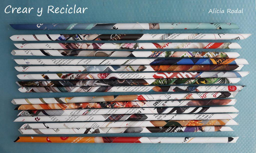 En este tutorial te muestro 3 ideas de manualidades de cómo hacer cosas muy útiles, con una decoración estilo rústico o rural, donde vamos a reutilizar papel periódico, revistas, catálogos o las ofertas de los supermercados. DIY. Reciclaje creativo. Ideas creativas