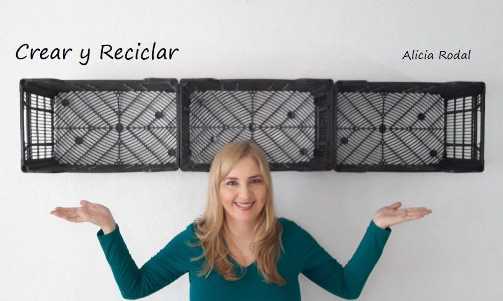 En este tutorial te muestro 5 maneras diferentes de reutilizar cajas plásticas donde suele venir las frutas y verduras del supermercado y fruterías. Son ideas de reciclaje creativo muy útil para tu casa o negocio DIY. Reciclaje creativo. Ideas creativas