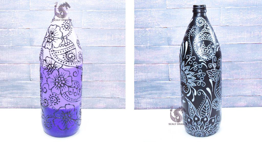 En este tutorial te muestro más de 20 formas creativas de reutilizar botellas de vidrio en casa. Si te gustan las manualidades, lo hecho a mano y casero, entonces no te puedes perder estas ideas que puedes hacer en casa y en familia.
