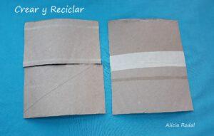 En este Diy te enseño cómo hacer para crear 2 ideas geniales con los tubos o rollos de cartón del papel higiénico, para tu teléfono celular, mascarilla o cualquier otra cosa, y así reutilizar este material tan común en nuestra casa.